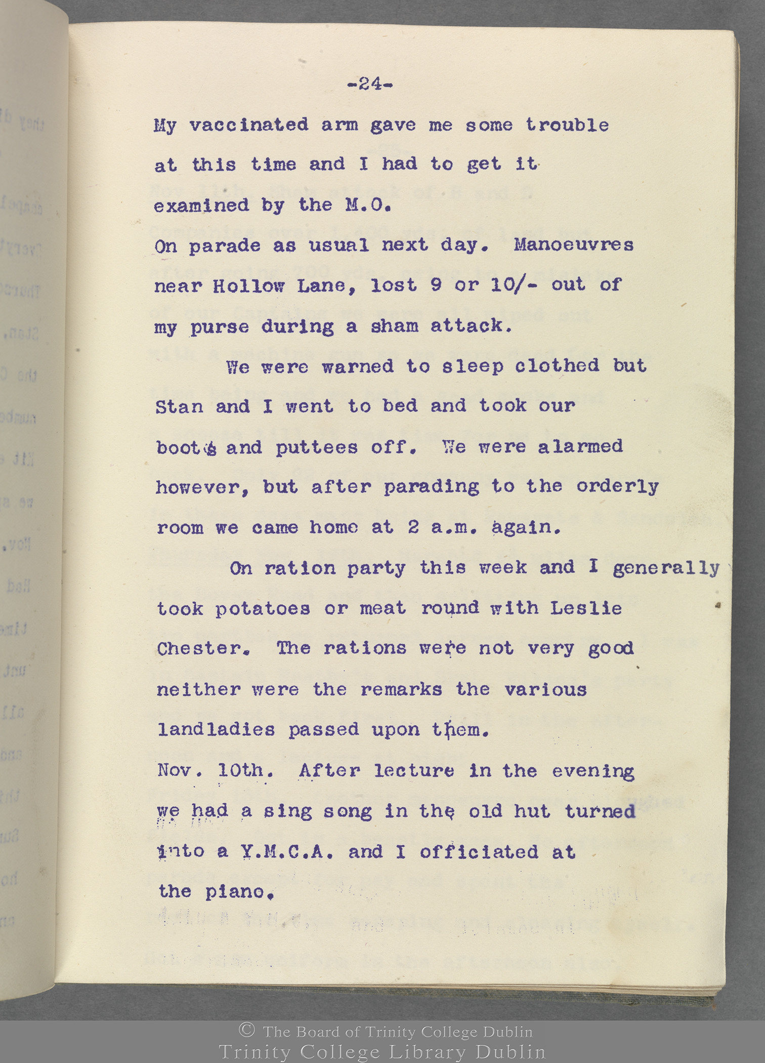 TCD MS 10853 folio 24 recto