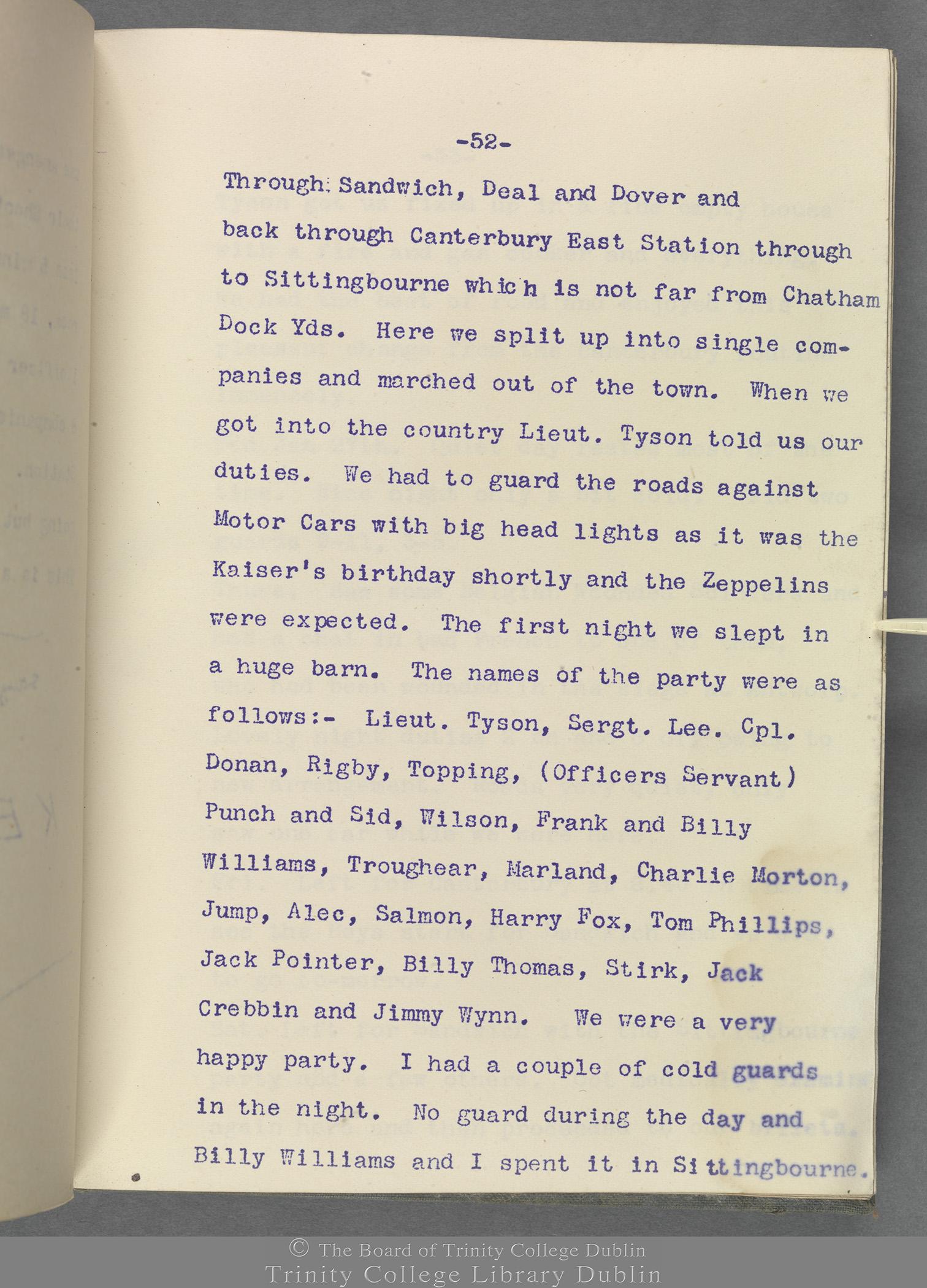 TCD MS 10853 folio 52 recto