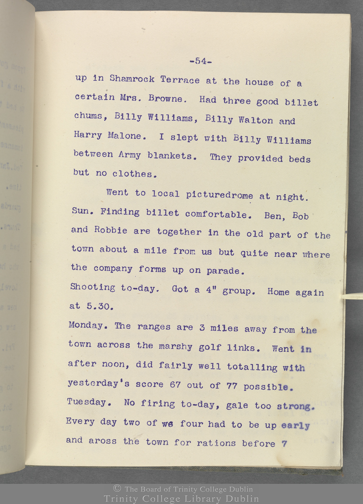 TCD MS 10853 folio 54 recto
