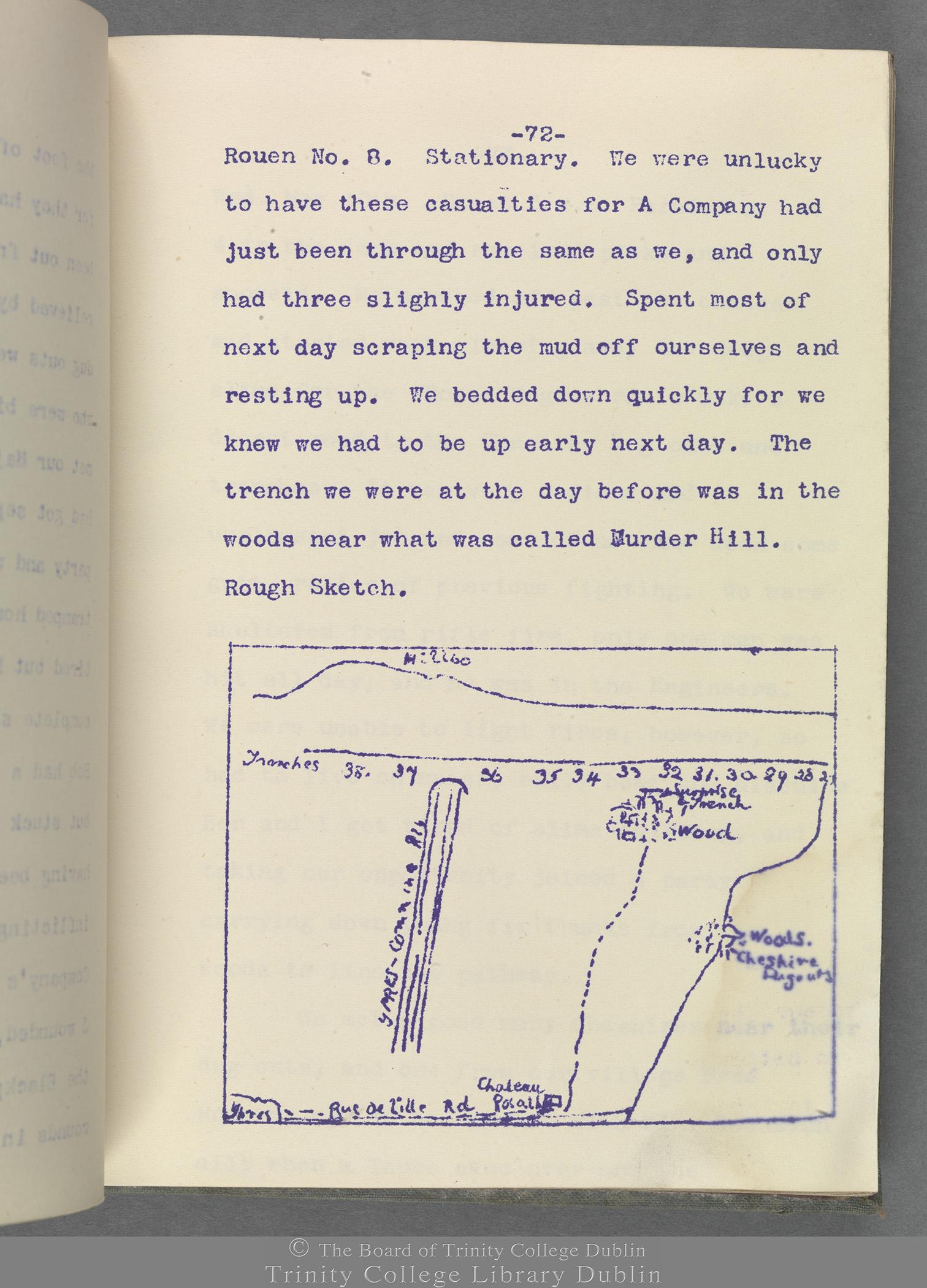 TCD MS 10853 folio 72 recto