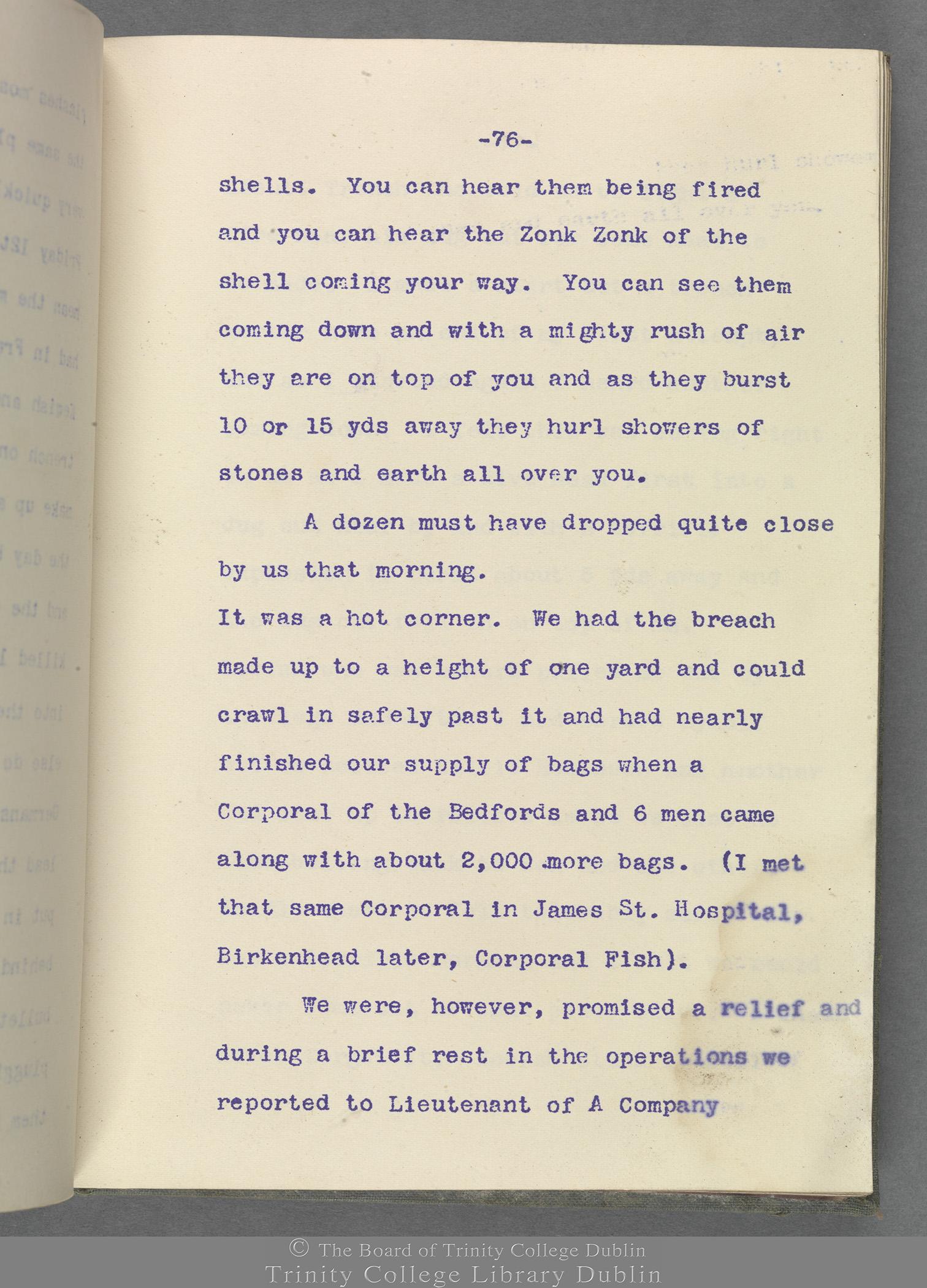 TCD MS 10853 folio 76 recto