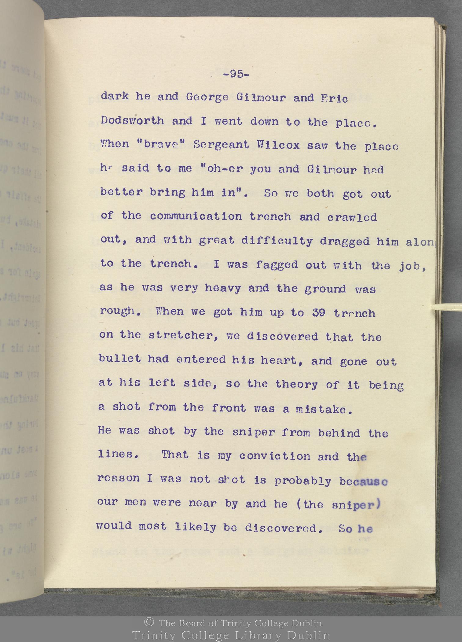 TCD MS 10853 folio 95 recto