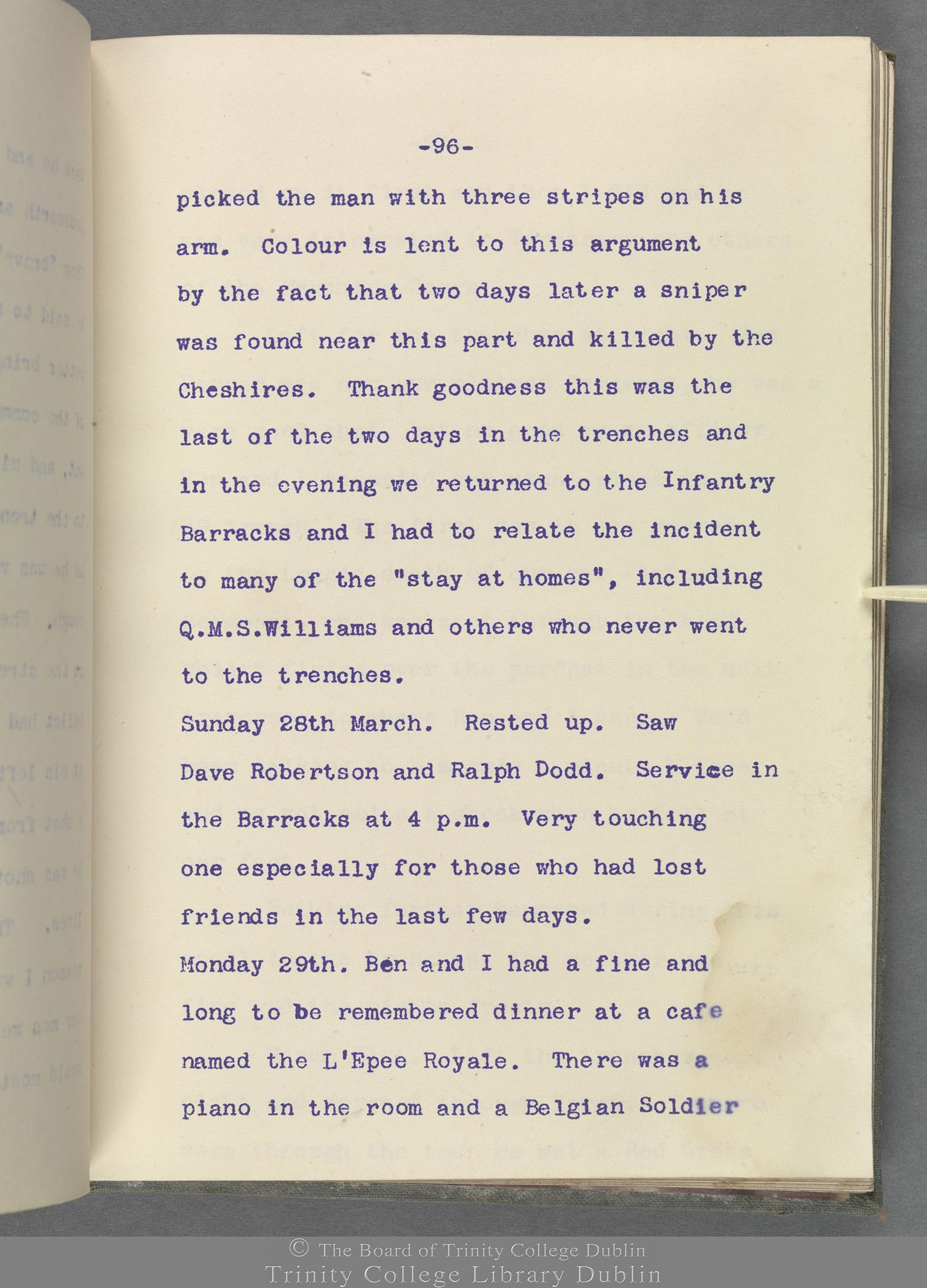 TCD MS 10853 folio 96 recto