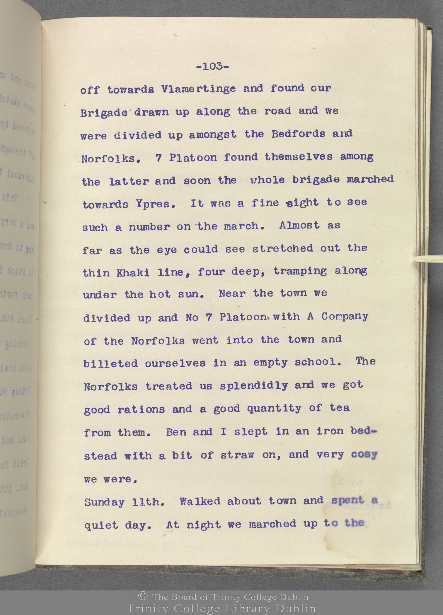 TCD MS 10853 folio 103 recto