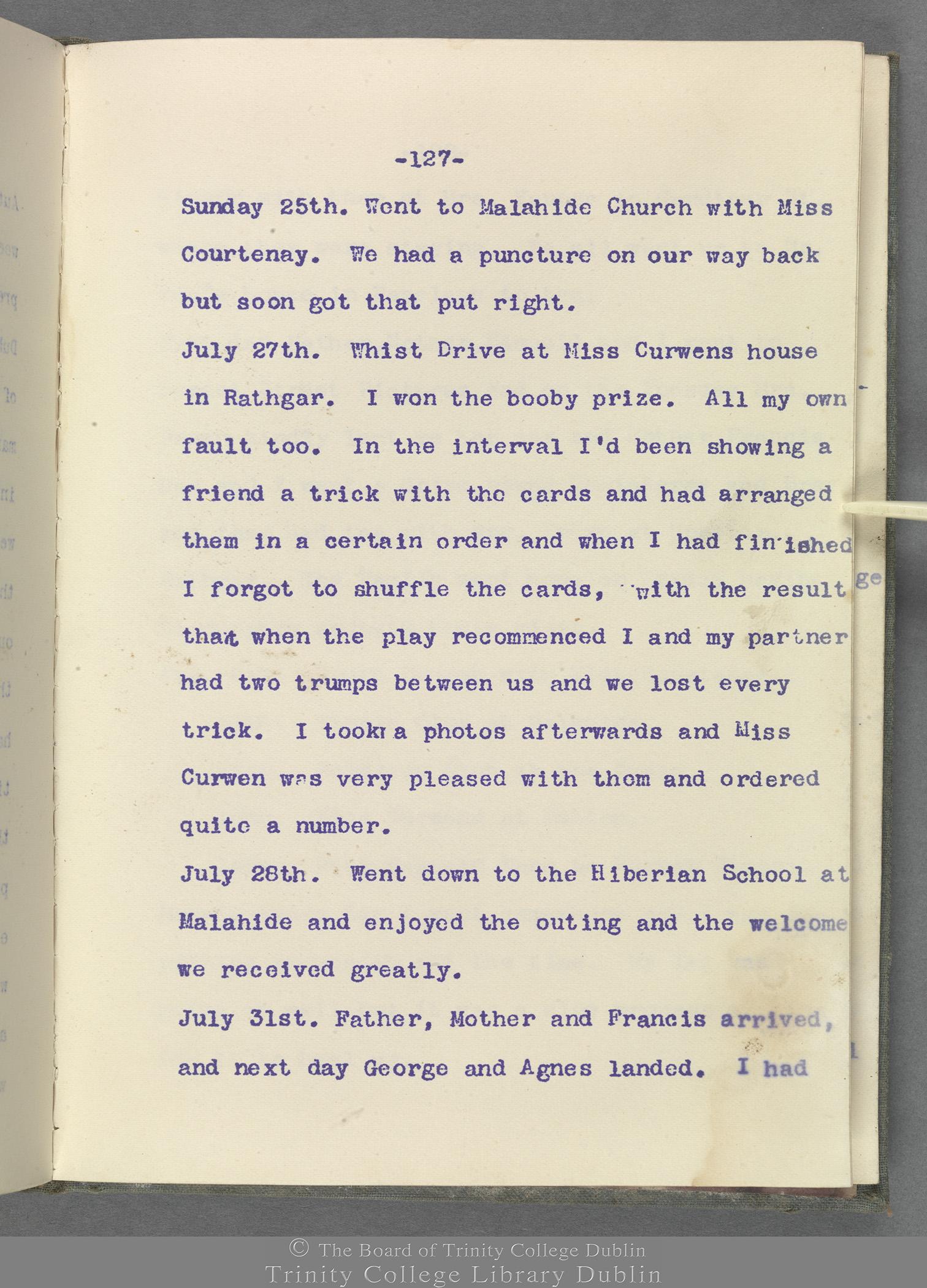 TCD MS 10853 folio 127 recto