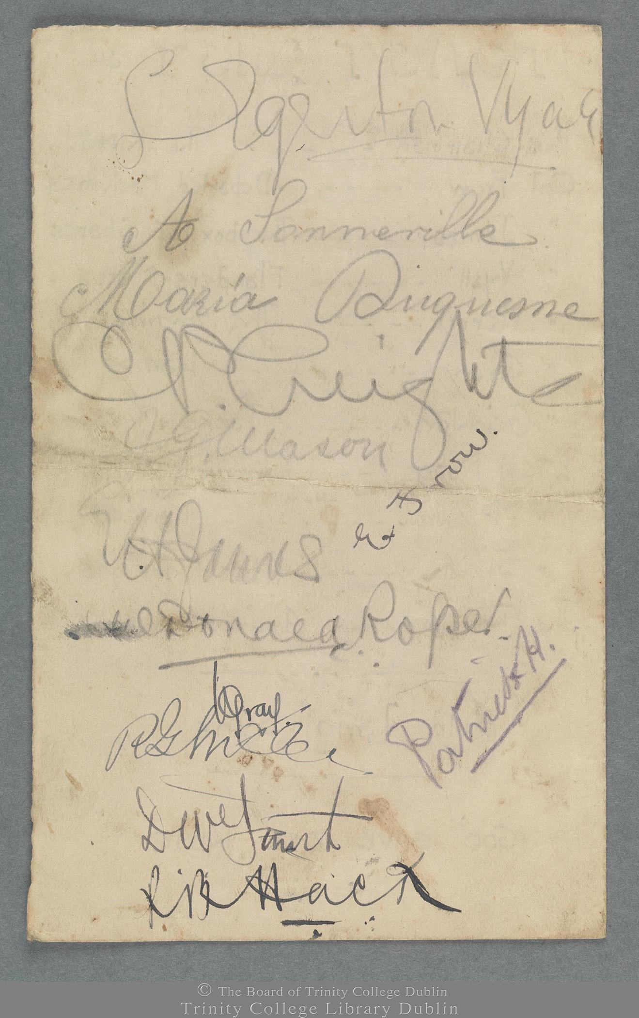 TCD MS 11274/17 folio 2 verso