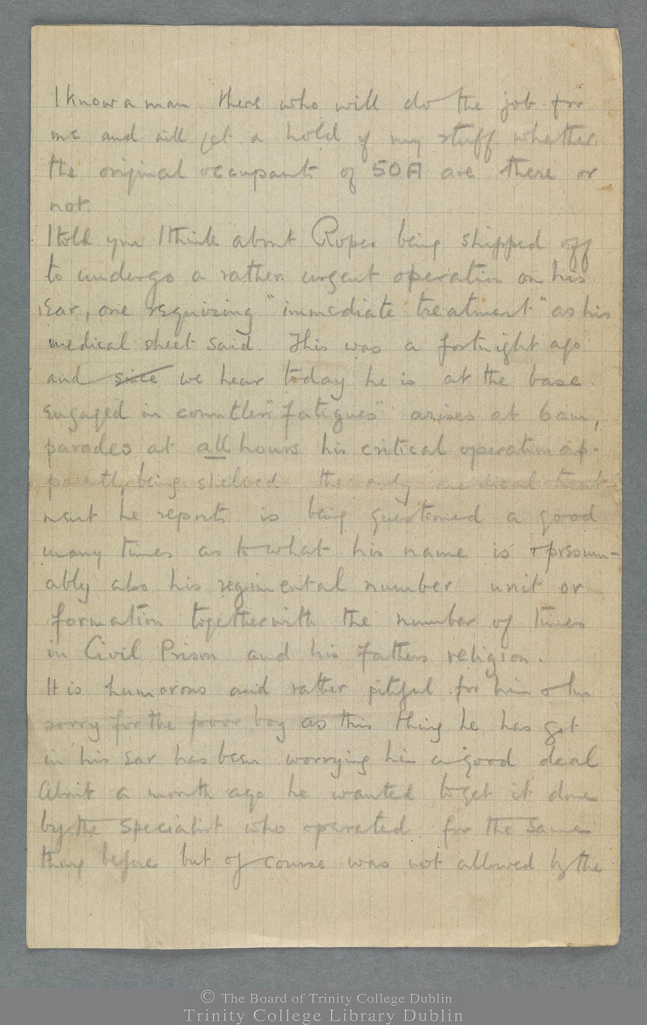 TCD MS 11274/2 folio 2 verso