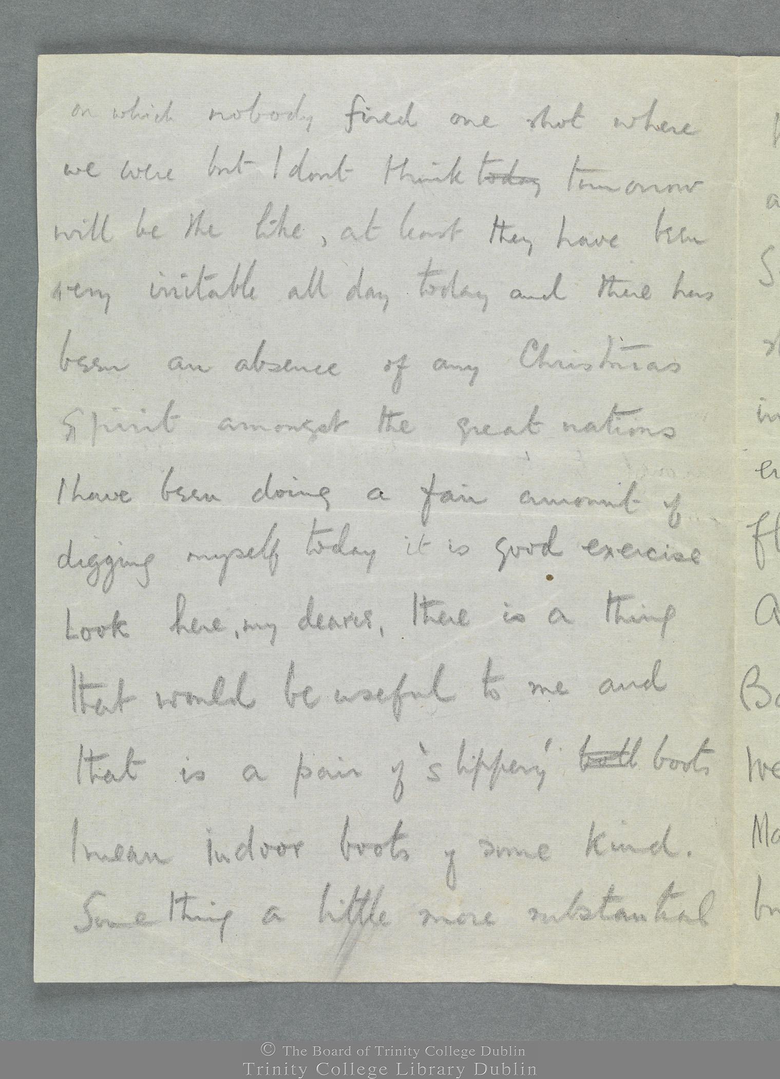 TCD MS 11274/36 folio 1 verso