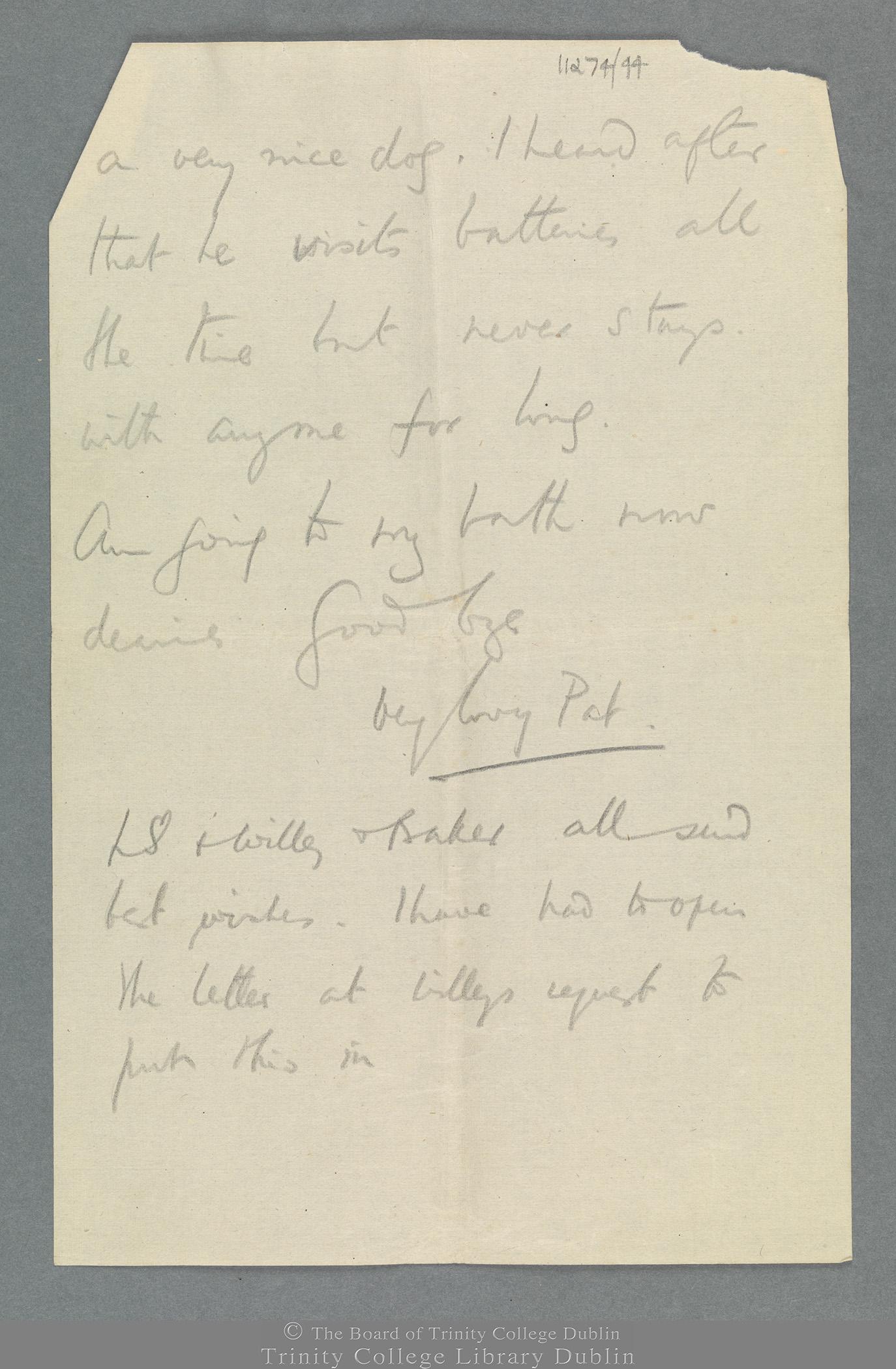 TCD MS 11274/44 folio 4 recto