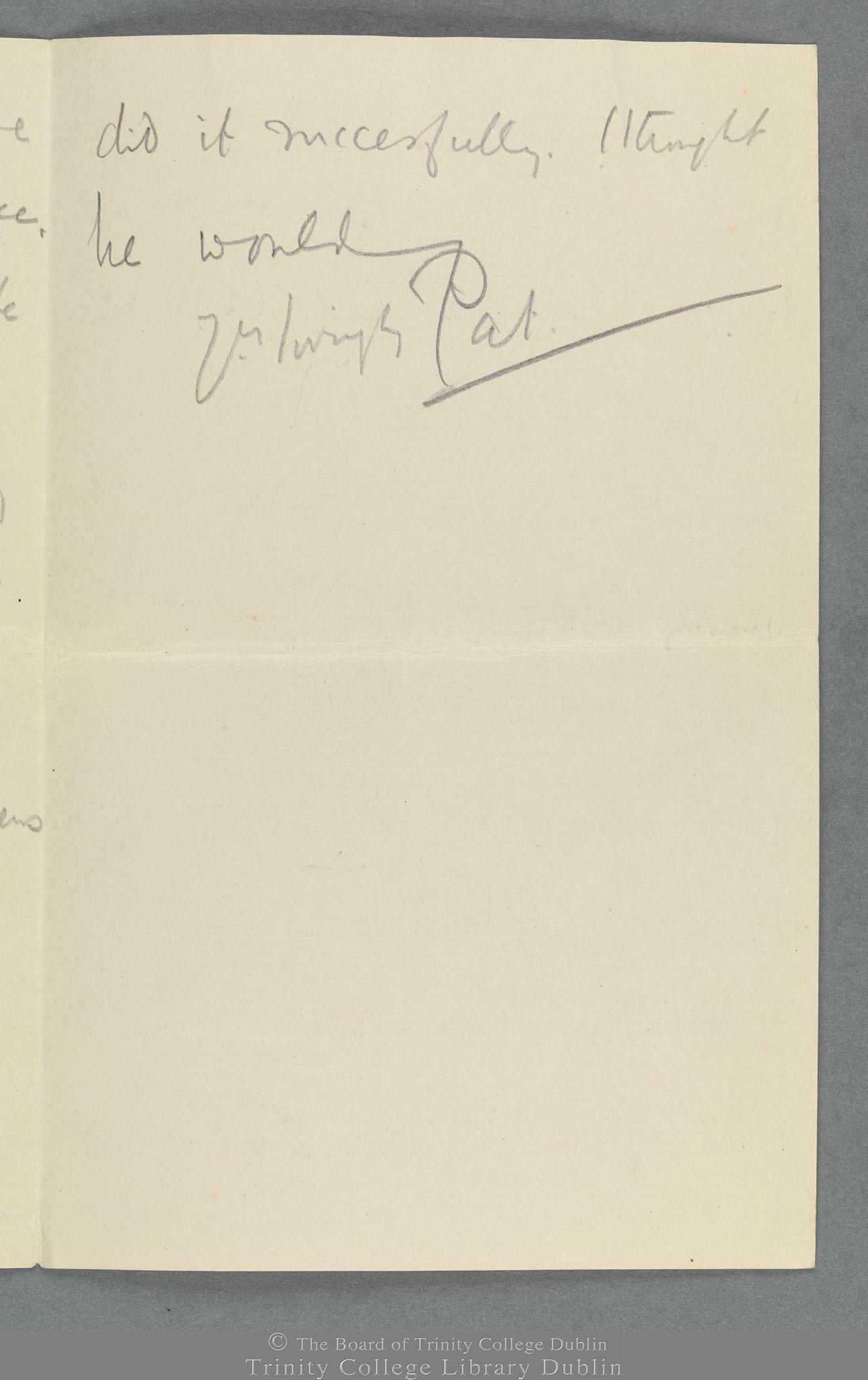 TCD MS 11274/5 folio 4 recto