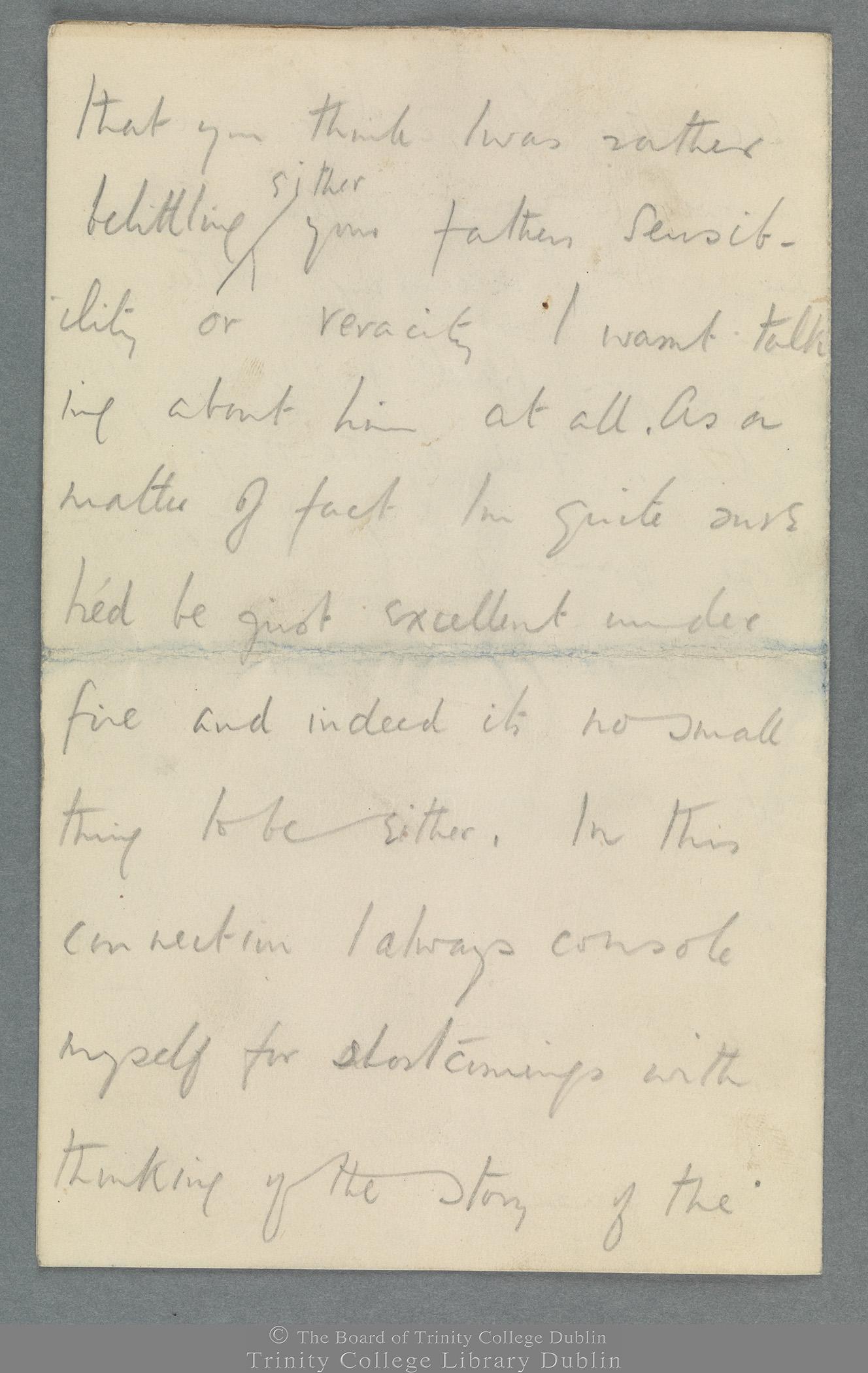 TCD MS 11274/6 folio 2 verso