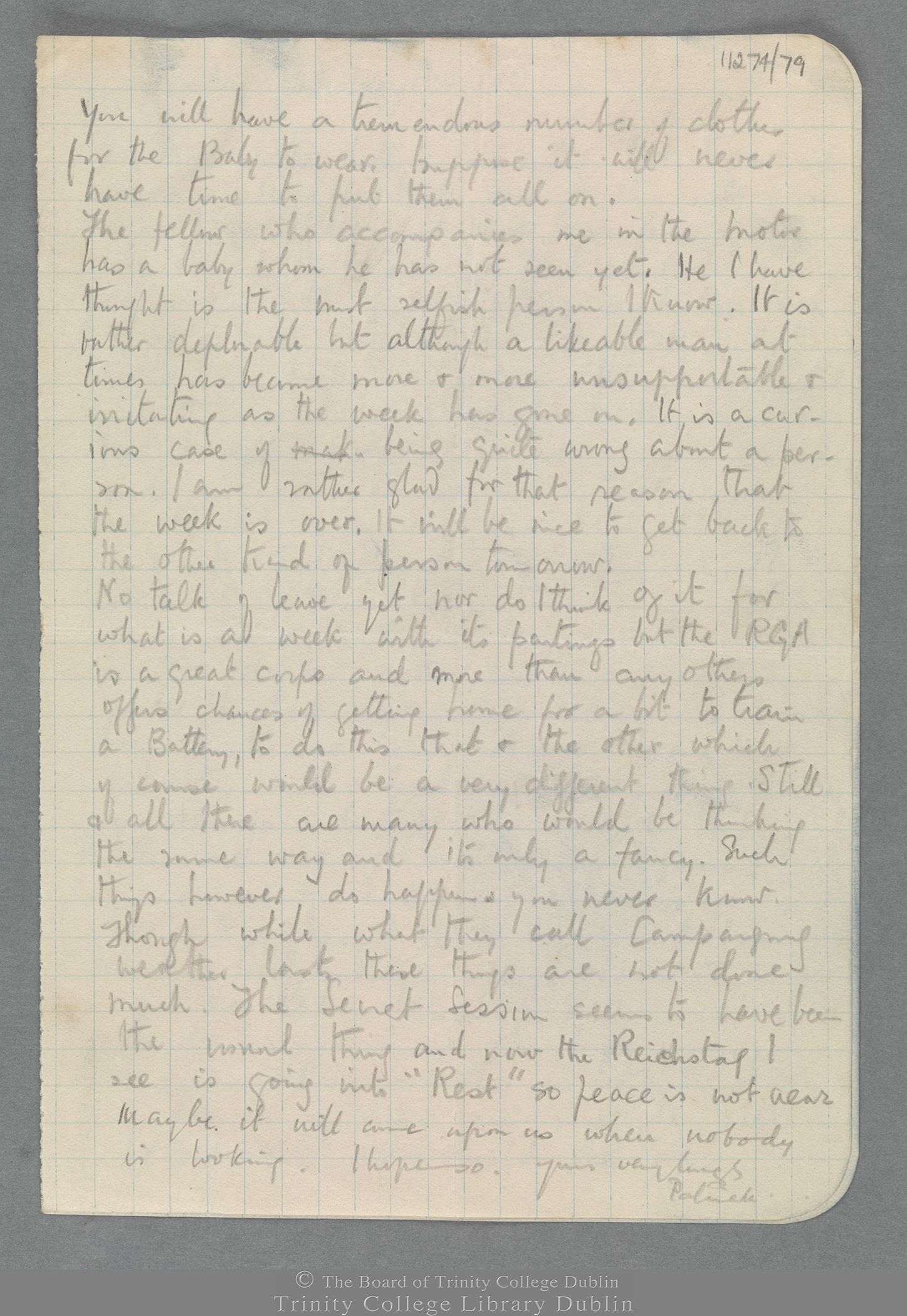 TCD MS 11274/79 folio 2 recto