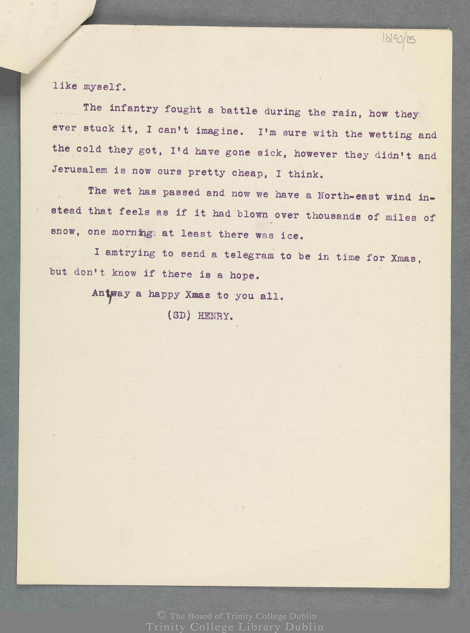 TCD MS 11290/15 folio 3 recto