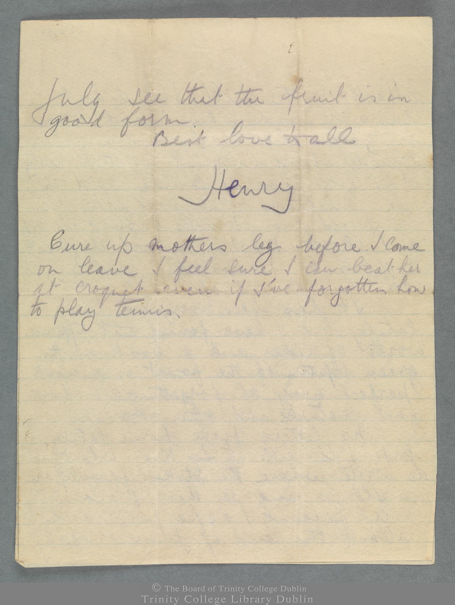 TCD MS 11290/33 folio 2 verso