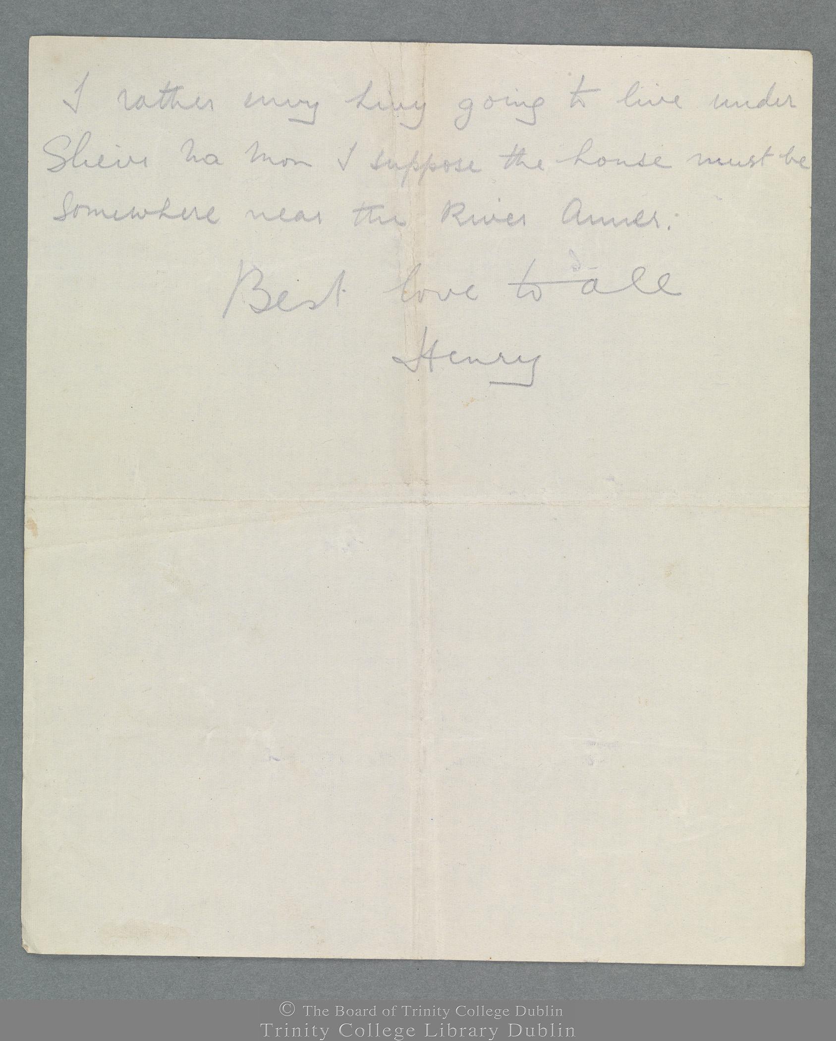 TCD MS 11290/38 folio 1 verso