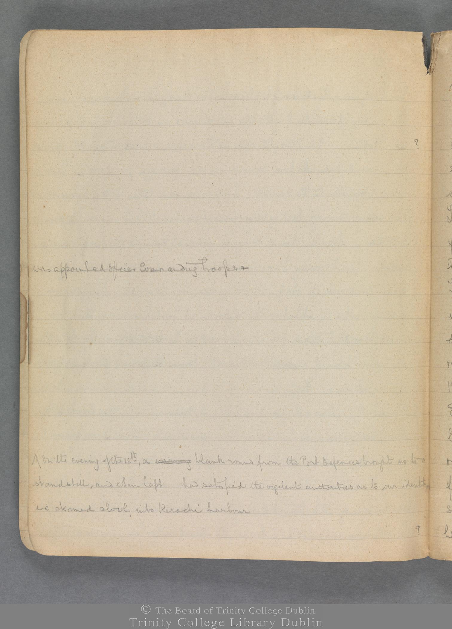 TCD MS 3414 folio 2 verso