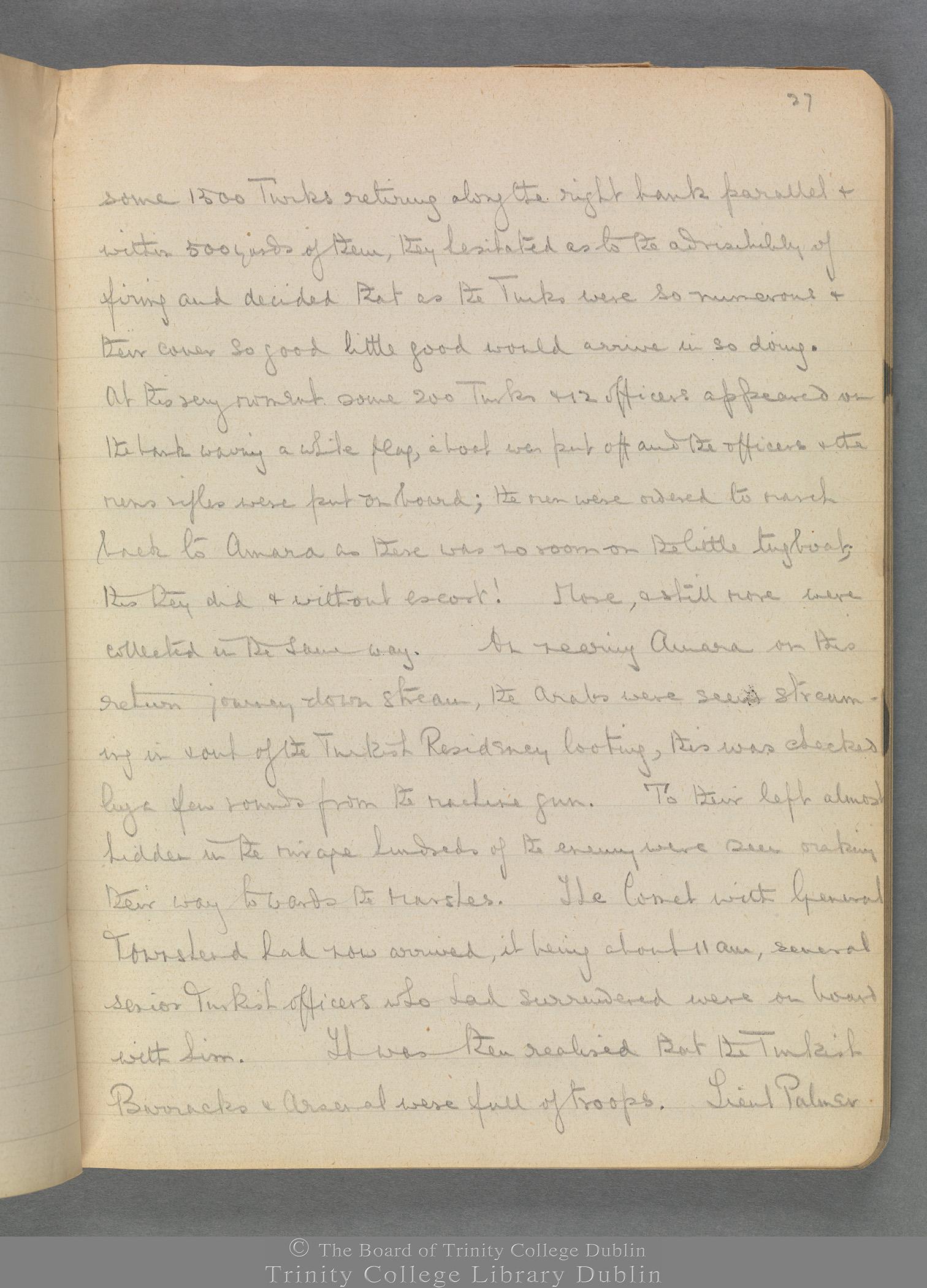 TCD MS 3414 folio 27 recto