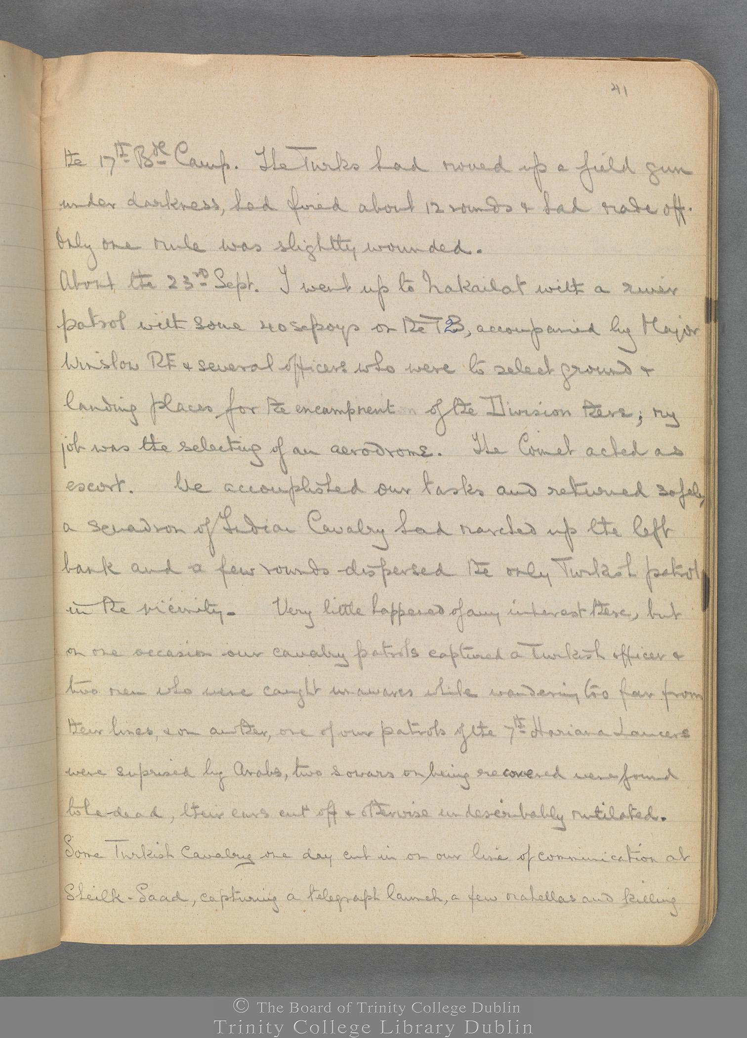 TCD MS 3414 folio 41 recto