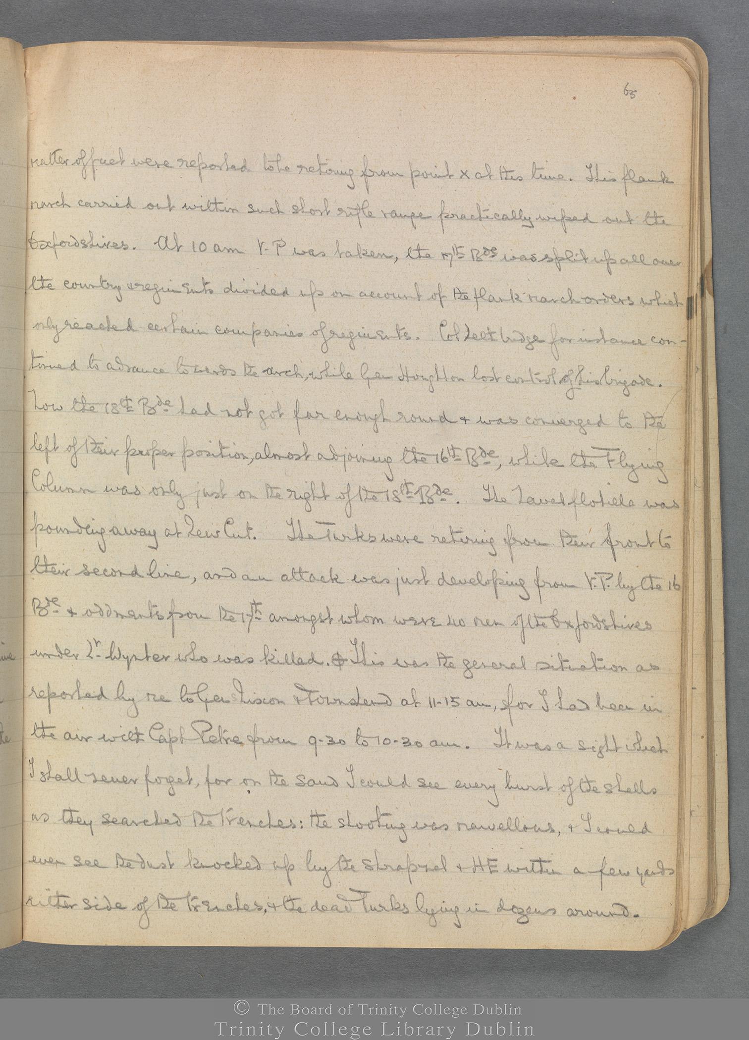 TCD MS 3414 folio 65 recto
