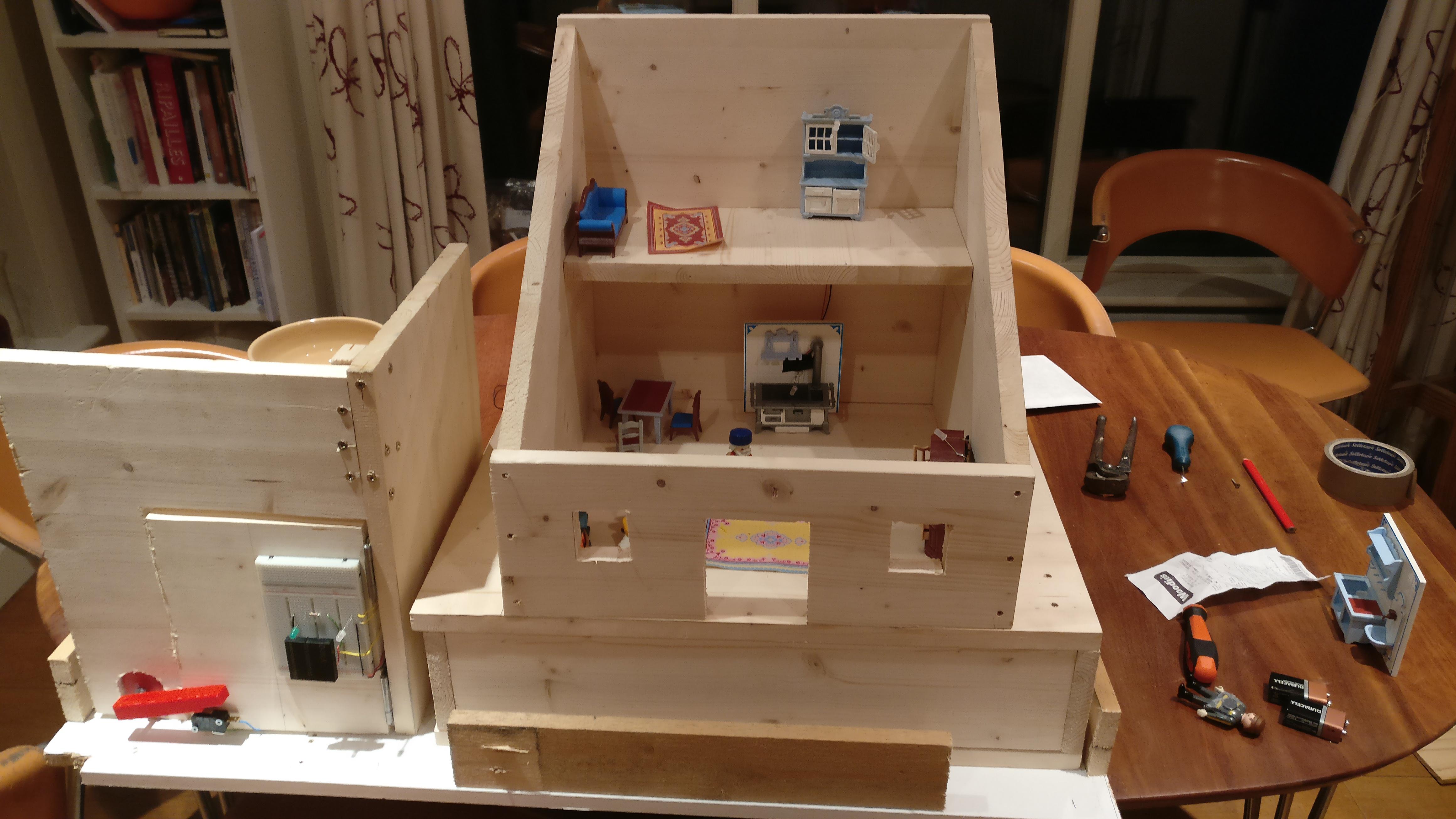 Universal Design Innovation Showcase 2016 2017 Mechanical Dollhouse Wiring Schematic Schematics