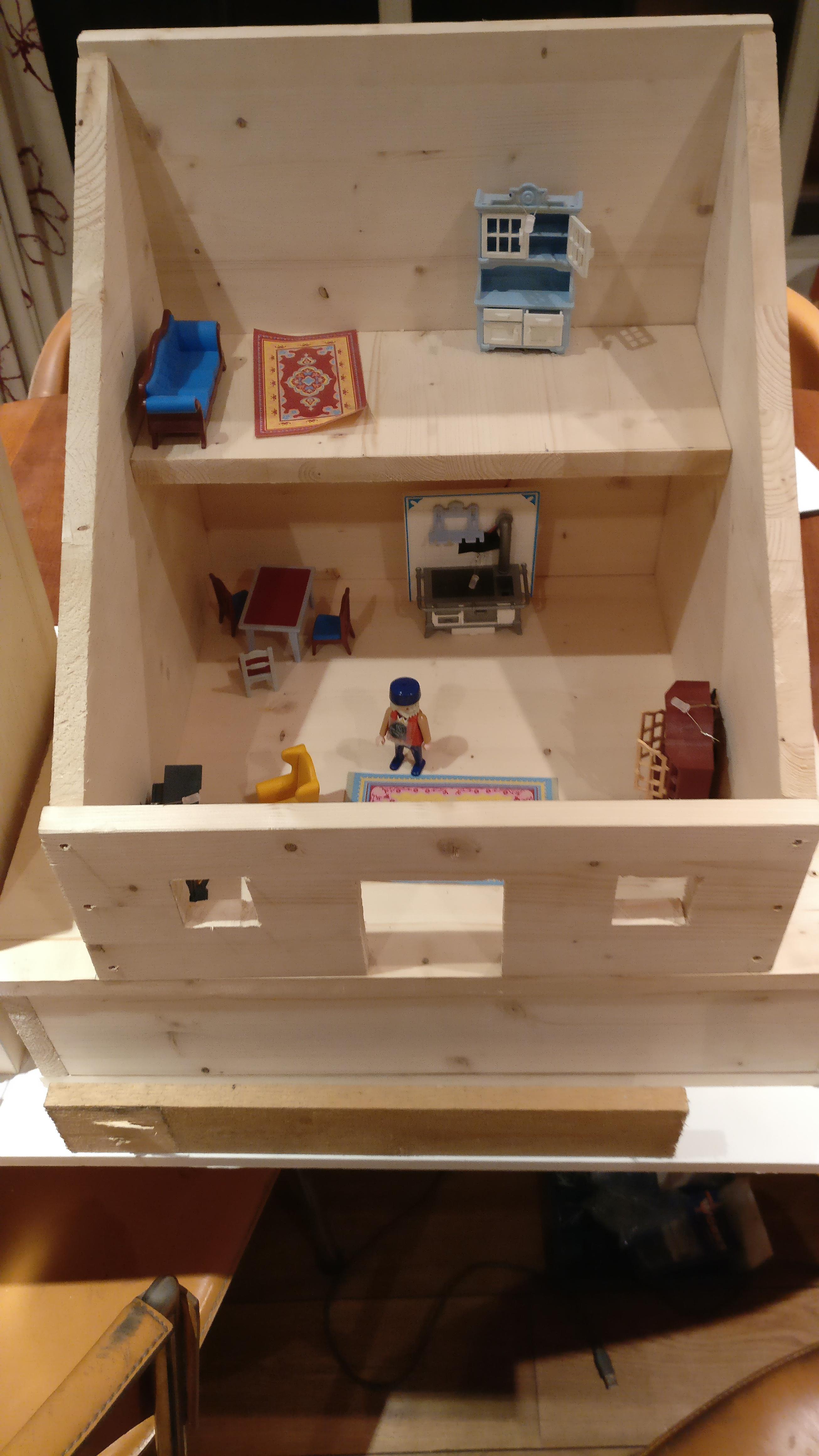 Universal Design Innovation Showcase 2016 2017 Mechanical Doll House Wiring Schematics