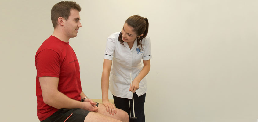 Physiotherapy - School of Medicine - Trinity College Dublin