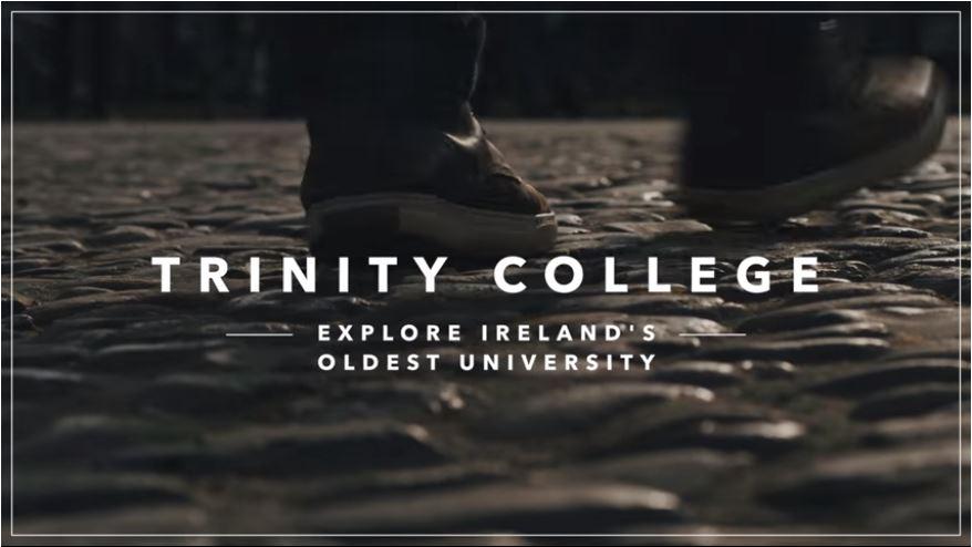 Why Trinity? - Study - Trinity College Dublin