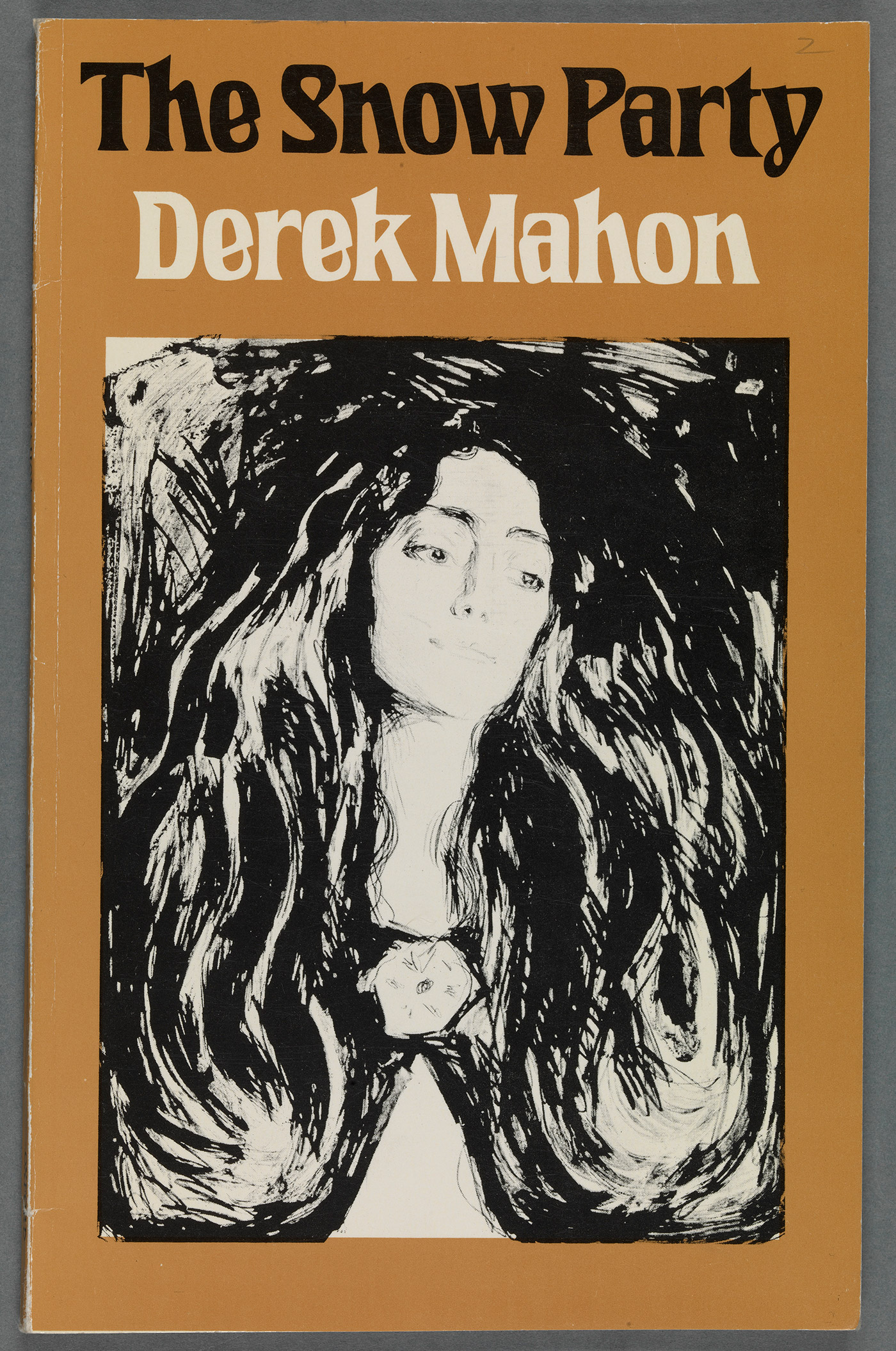 derek mahon Further comment mahon breaks from his reworking of ovid at the end of the poem to dismiss a range of supposed 'sub-texts', suggesting that this is really a story 'about art/ and the encoded mysteries of the human heart.